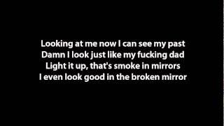 Lil Wayne Ft Bruno Mars Mirror Instrumental Lyrics On Screen