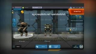 War Robots Hack 2016 | Proof