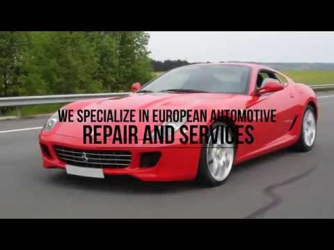 Car Repair Shop Houston, Texas -European Auto Repair Specialist