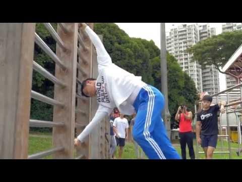 UNREAL PHYSIQUE | SINGAPORE CALISTHENICS | BAR JAM