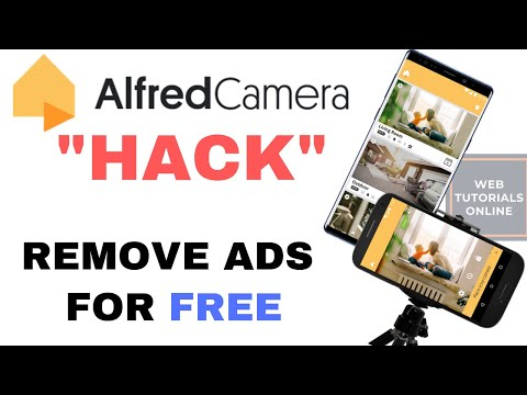 Alfred Security Camera | REMOVE ADS For Free 100% Working