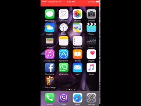 How to change iphone ip address