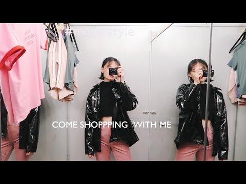 Eva   跟我一起去逛街   香港   Come Shopping With Me @ Hong Kong  