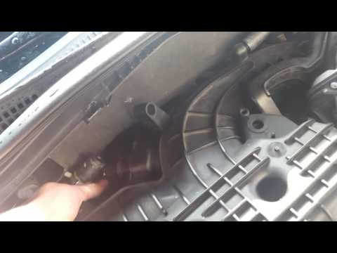 How to replace the pcv valve on a lincoln mkz zephyr and fusion