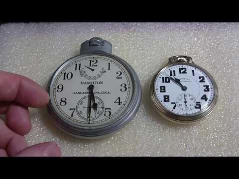 Replacing setting spring, Hamilton Model 22 Chronometer Watch