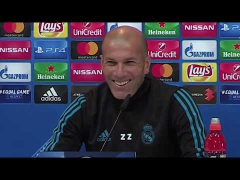 Rueda de prensa | Zidane | Tottenham | UCL | Jornada 3 | 2017/18