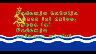 Download Himno de la RSS de Letonia MP3 song and Music Video