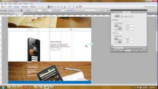 Adobe Muse - Scroll Motion Effect