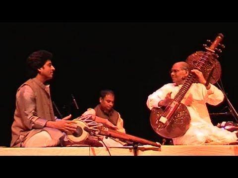Ustad Asad Ali Khan - Raga Shri - Rudra Veena - Rudra Vina - Dhrupad, Amsterdam 27th April 2003