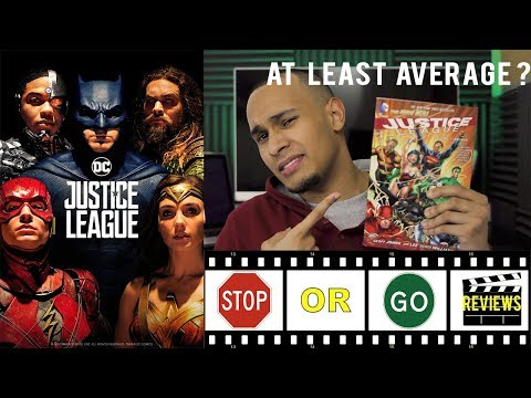 Justice League - Movie Review (Spoiler Free) - DC COPYING MARVEL
