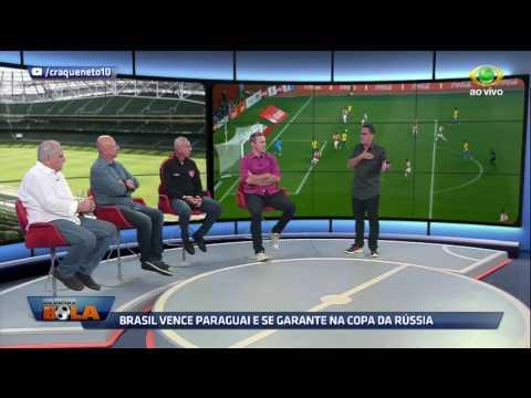 Fernando Fernandes: Tite é O Herói Nacional