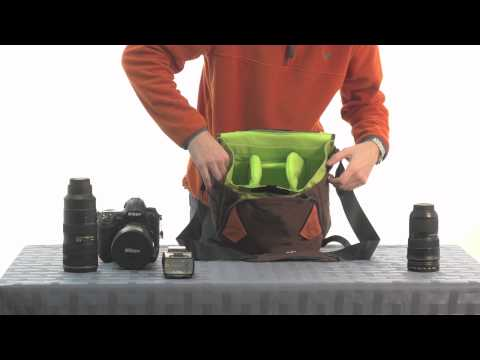 Crumpler 6 Million Dollar Home Camera Bag Review HD