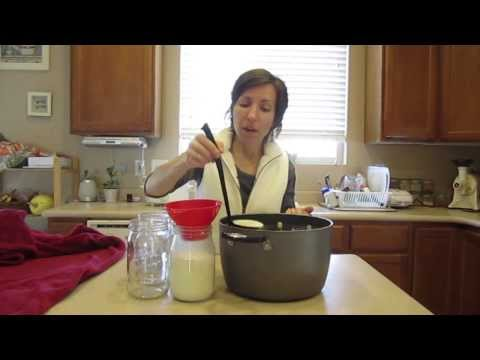 Easy Way To Make Yogurt // Step By Step Instructions