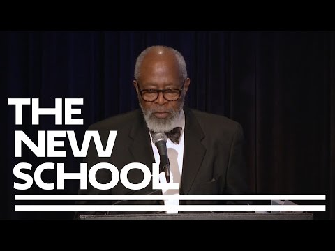2016 PEN Literary Awards Ceremony I The New School