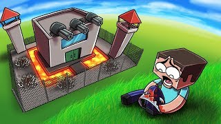 Minecraft | WORLDS MOST TOP SECRET BASE - Break in Challenge! (Secure Base)