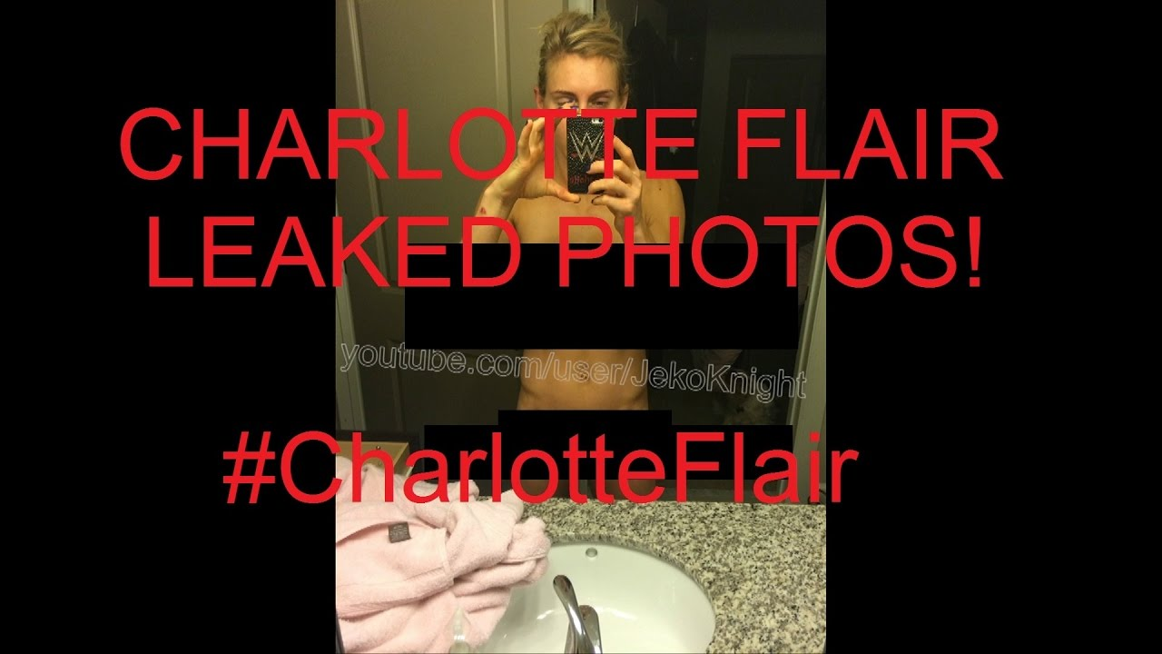 charlotte flair has leaked photos - youtube