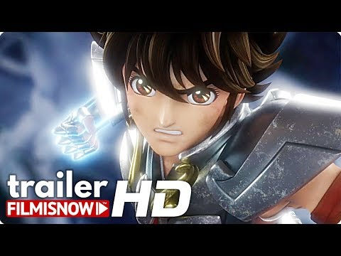 SAINT SEIYA: KNIGHTS OF THE ZODIAC Trailer (2019) | Netflix Anime Series