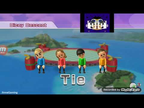 Klasky Csupo In Lost Effect In Low Voice And Wii Party Minigames 60fps
