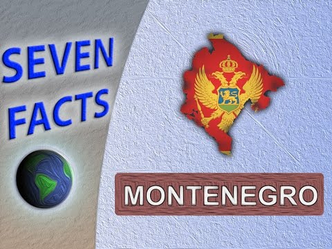 7 Facts about Montenegro