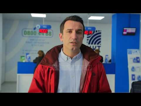 UKT me qendër shërbimi One Stop Shop - Top Channel Albania - News - Lajme