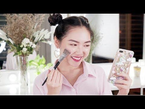 Makeup Đơn Giản Đi Học Cùng Những Câu Chuyện Thời Học Sinh ✿ Chloe Nguyen