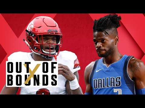 Bias Against Lamar Jackson; All the Nerlens Noel Fails; Face-Punch Reaction | Out of Bounds
