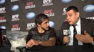 UFC 157 DENIS BERMUDES