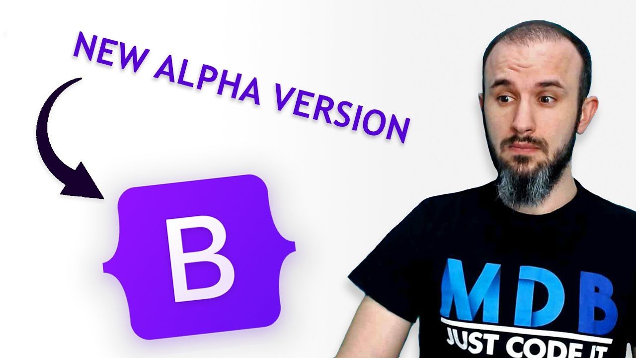Bootstrap 5 Alpha 2 Released - What's new?