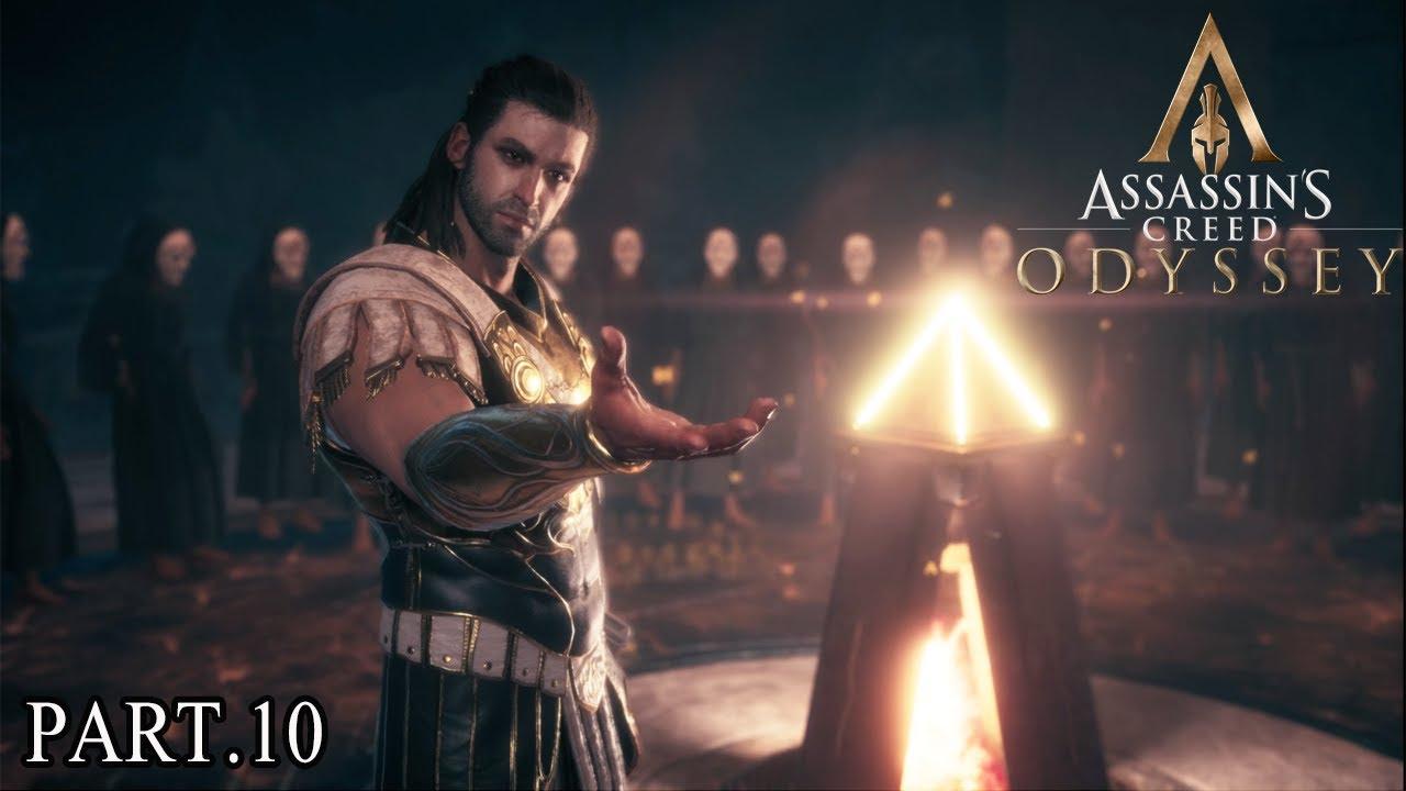 AC Odyssey Gameplay 7 - Alexios - YouTube