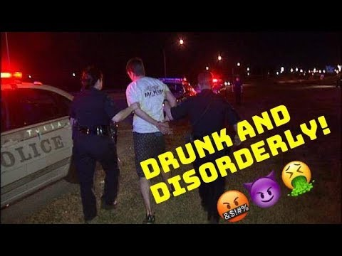 S1 E3: Drunk and disorderly!