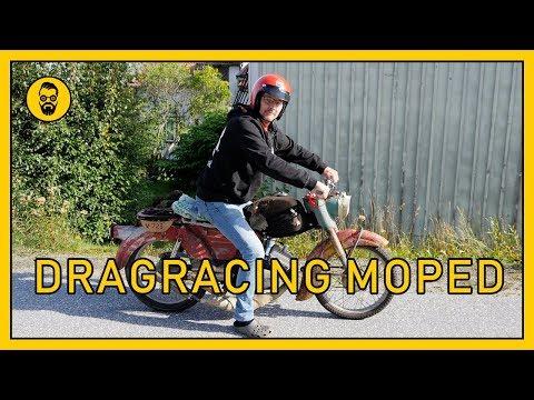 Mats Dragracing Mopeder