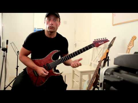 Rick Graham's 'The Practice Room' - 5) Working on Legato Technique