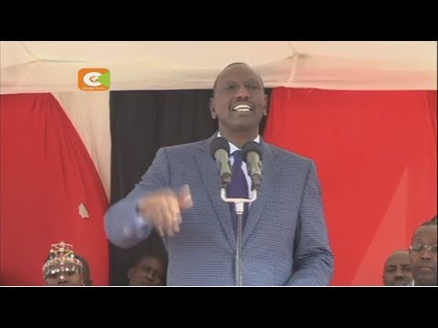 DP Ruto says Aukot ruling compels Odinga to participate in poll