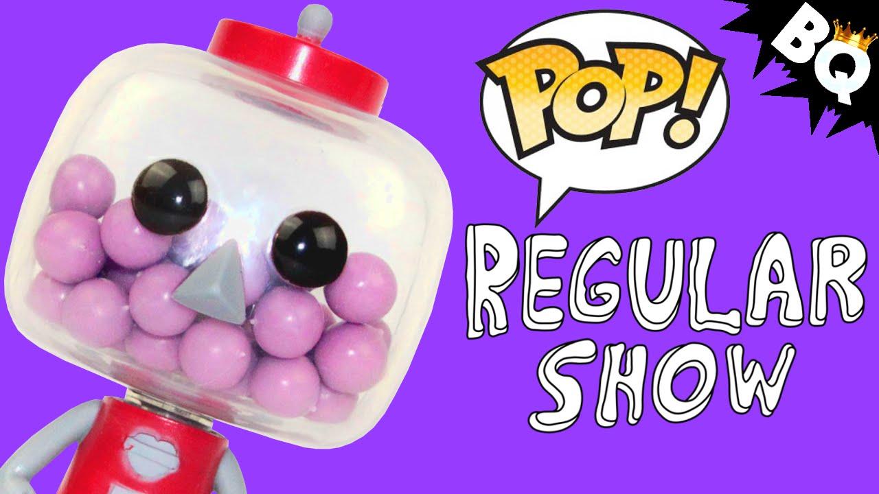 Regular Show Benson Funko Pop Vinyl Figure Review