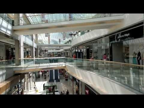 Eurovea Galleria - shopping mall in Bratislava, Slovakia