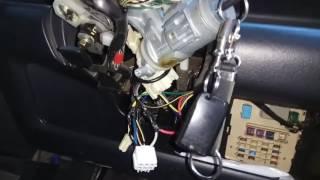 видео Тойота карина замок зажигания. Как разобрать замок зажигания Toyota Carina
