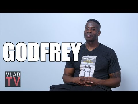 Godfrey on Working with Bill Cosby, Bill Cursing, Young Girls on Set for Cosby Part 4