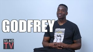 Godfrey on Working with Bill Cosby, Bill Cursing, Young Girls on Set for Cosby (Part 4)