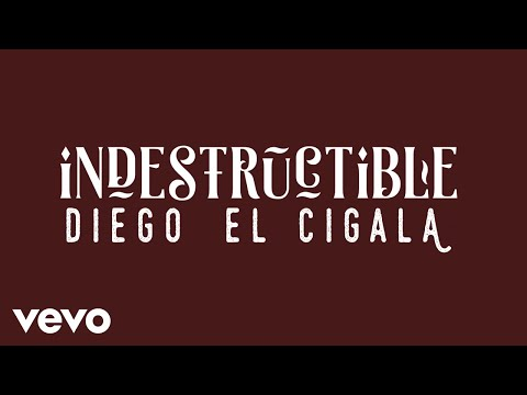 Diego El Cigala - Indestructible (Cover Audio)