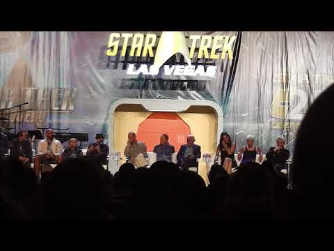 Deep Space 9 Far Beyond the Stars at the 2018 Star Trek Convention in Las Vegas