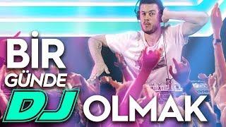 BİR GÜNDE DJ OLMAK! ft. Youtuberlar