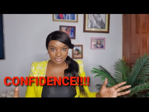 How to appear CONFIDENT - even when you are not.