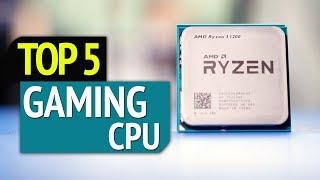 TOP 5: Best Gaming CPU 2019