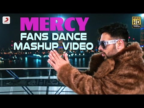 Mercy Fans Dance Mashup Video | Badshah Feat. Lauren Gottlieb | Punjabi Hit | Latest Dance Hit 2017