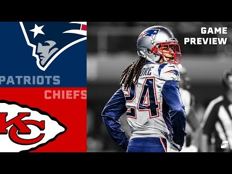 Game Preview: Patriots vs. Chiefs | PFF