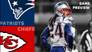 Game Preview: Patriots vs. Chiefs   PFF