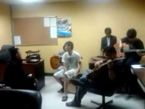 Subic Bay Radio Practice - The Fray - How To Save A Life