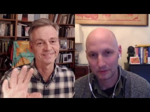 Where yoga meets meditation | Robert Wright & Josh Summers [The Wright Show]