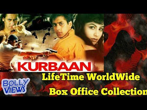 Salman khan kurbaan 1991 bollywood movie lifetime - Hindi movie 2013 box office collection ...