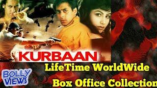 Salman khan KURBAAN 1991 Bollywood Movie LifeTime WorldWide Box Office Collections Hit Or Flop